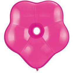 """16"""" Blossom Wild Berry Latex Balloons, Qualatex 37817, Pack of 25 pieces"""