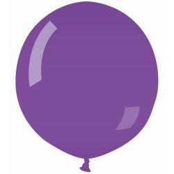 Balon Latex Jumbo, 45 cm, Violet 08, Gemar G150.08