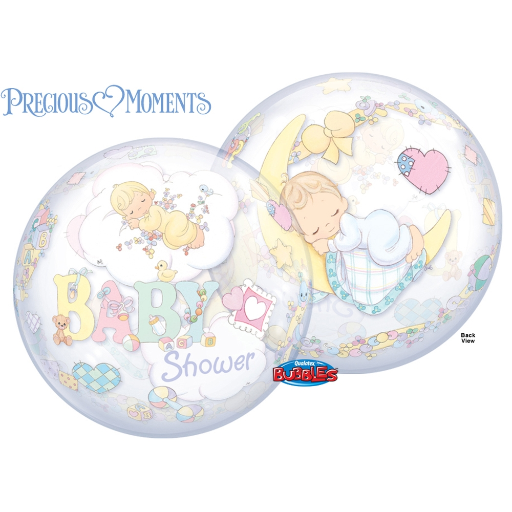 Precious Moment Baby Shower - Baby Shower Invitations