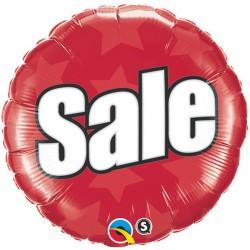 "Balon Folie 18"" Sale, Qualatex 51789"