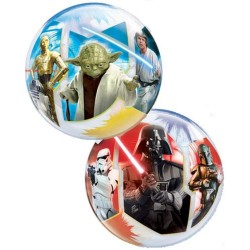 Balon Air Bubble Star Wars, Qualatex 22875