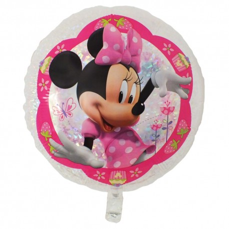 Balon Folie 55cm Minnie Mouse, Amscan 32925