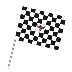 Disney Cars Flags, Amscan 994148, Pack of 4 pieces