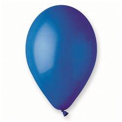 Baloane latex 30 cm, Albastru 46, Gemar G110.46, set 100 buc