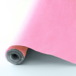Fata de masa laminata pentru petreceri - Roz, 5 x 120 cm, GIVI 61091, 1 buc