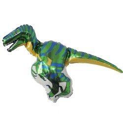 Balon folie figurina Dinozaur, Amscan 31949