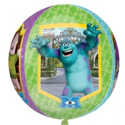Balon folie Orbz sfera Monsters University 38 x 40cm, 28401
