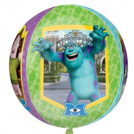 n folie Orbz sfera Monsters University 38 x 40cm, 28401