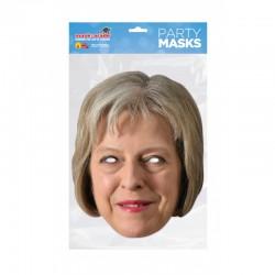 Masca Party Theresa May - 26 X 21 cm, Radar TMAY001