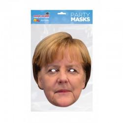 Masca Party Angela Merkel - 26 X 21 cm, Radar AMERK02