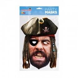 Masca Party Pirat - 29 X 20 cm, Radar PIRAT01