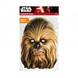 Masca Party Chewbacca - 29Z 21 cm, Radar 32847