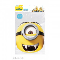 Masca Party Minion - 21 X 22 cm, Radar MIGON01