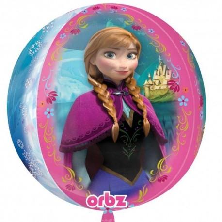 Balon Folie sfera Orbz Frozen, 29816