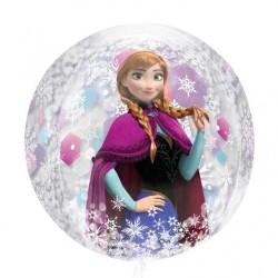 Balon Folie orbz (sfera) Frozen 301870