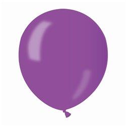 Baloane latex sidefate 13 cm, Purple 34, Gemar AM50.34, set 100 buc