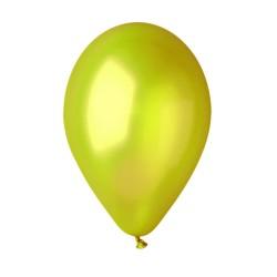 "Baloane latex sidefate - 5""/13cm, Verde 67, Gemar AM50.67, Set 100 buc"