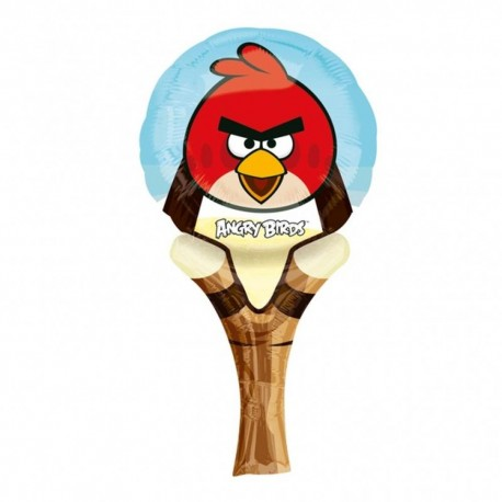 Balon minifolie Inflate-a-fun Angry Birds, 27360