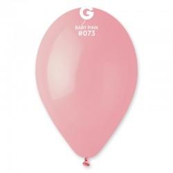 Baloane latex 26 cm, Baby Pink 73, Gemar G90.73