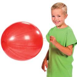 Baloane Latex Punch Ball 45 cm, Inscriptionate Desene, Tex GPBI1.ASS, set 5 bucati