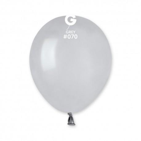 Baloane Latex 13 cm, Grey 70, Gemar A50.70