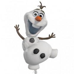 Balon Folie Figurina Frozen - Olaf, Amscan 31950, 1 buc