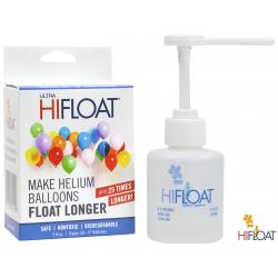 Ultra Hi-Float latex balloon flight extender with Dispenser - 148 ml, Qualatex 55293, 1 piece