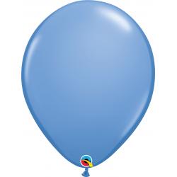 Periwinkle Latex Balloon, 16 inch (41 cm), Qualatex 78223