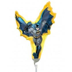 """Batman Micro Foil, 9""""/23 cm, 17754, 1 piece"""