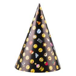 Coif petrecere copii, Smiley Emoticons, 9901296, Set 8 coifuri
