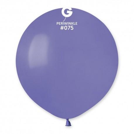Balon Latex Jumbo 48 cm, Periwinkle 75, Gemar G150.75