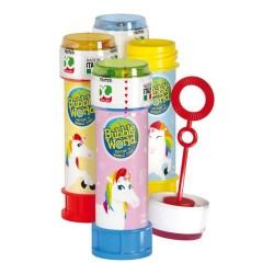 Miraculous 60 ml Soap Bubbles Party Toy, Dulcop 806500, 1 piece