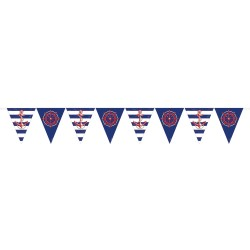Banner stegulete Ancora, 365,7 x 25,4 cm, Radar 121617