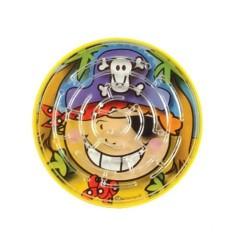 Jucarii Puzzle Labirint Pirati, Radar 397911, Set 8 buc