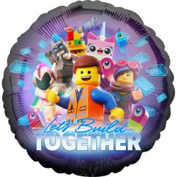 Balon folie 45 cm Lego Movie 2, Radar 39041