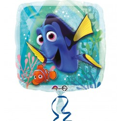 Balon Folie 45 cm Finding Dory, Radar 32306