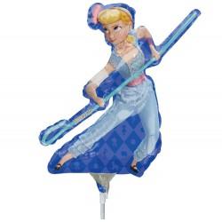 Balon mini figurina Toy Story - Bo Peep, 36 cm, Radar 39873