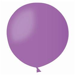Balon Latex Jumbo 48 cm, Lavanda 49, Gemar G150.49, set 50 buc