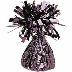 Greutate din folie Black pentru baloane - 170 gr, Amscan 991365.10