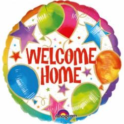 Balon Folie 45 cm Welcome Home Celebration, Amscan A08433