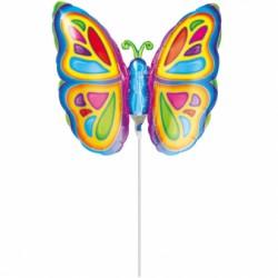 Balon Mini Figurina Fluture, Amscan A07366