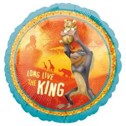 Balon Folie 45 cm Lion King, Amscan 39875