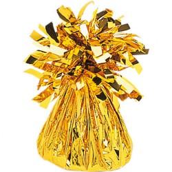 Balloon Weight Foil Gold 170 g, Amscan 991365-19