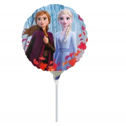 Frozen 2 Mini Foil Balloon, 23 cm, Amscan 40556