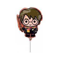 Balon Mini Figurina Harry Potter - 36 cm, Amscan 40420