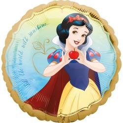 Standard Snow White Foil Balloon, Amscan 39804