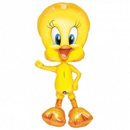 Folie Figurina Tweety, 41 x 84 cm, 02761ST