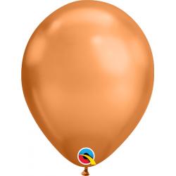 Balloon Chrome Copper - 11''/28 cm, Qualatex 12977