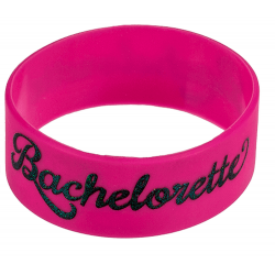Bracelet Bachelorette with glitter, Radar 190138