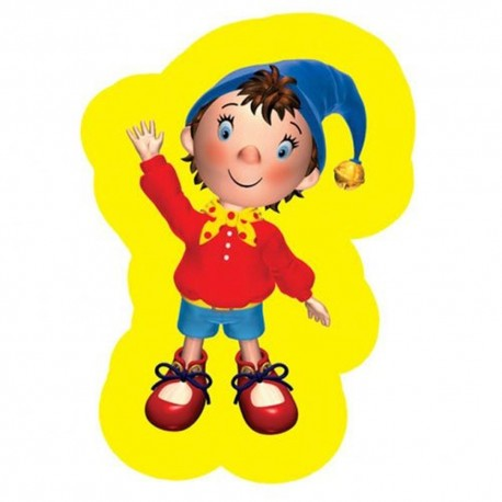 Balon Folie Figurina Noddy, 71 x 43 cm , 13150